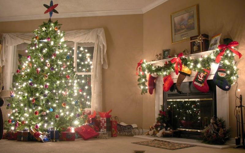 christmas fireplace-designrulz (3)