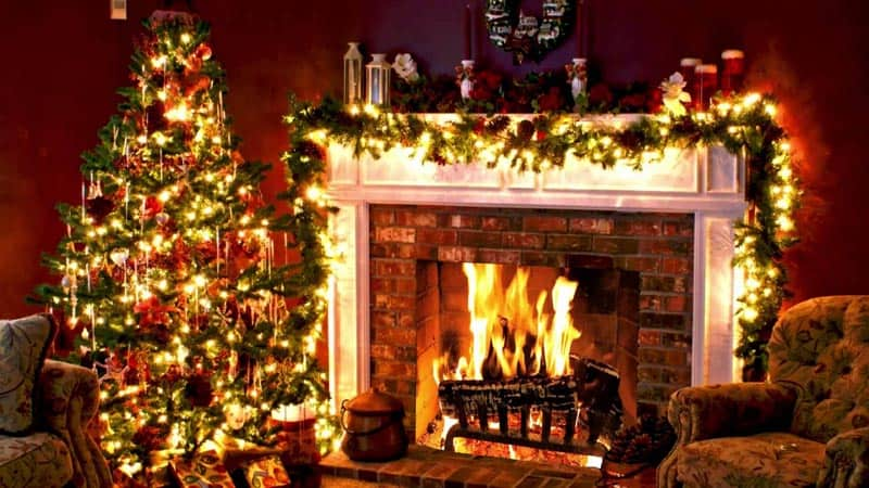 christmas fireplace-designrulz (5)