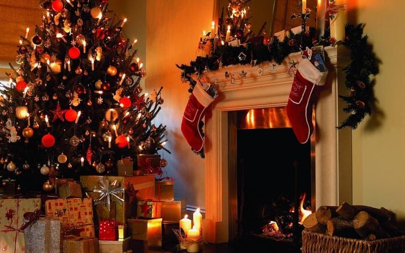 christmas fireplace-designrulz (7)