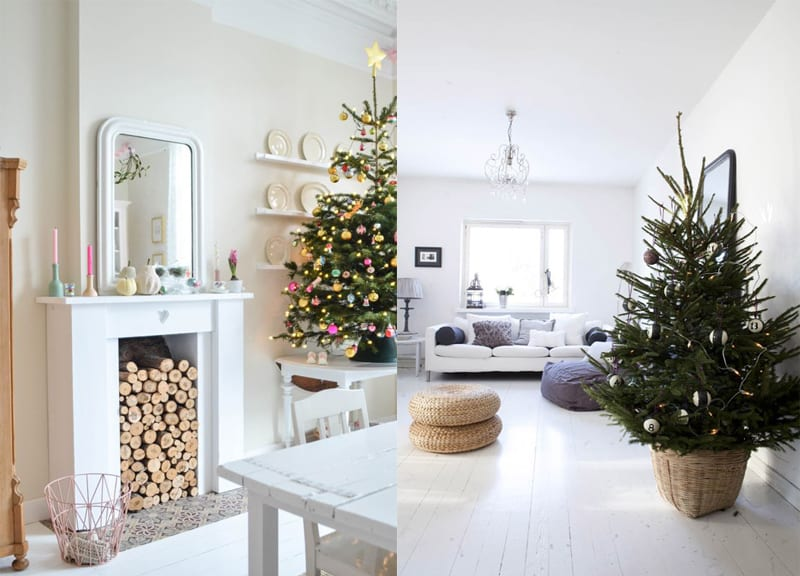 50 inspiring scandinavian christmas decorating ideas for Design decoration ideas