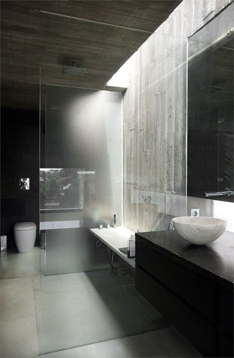 concrete bathroom-designrulz (3)