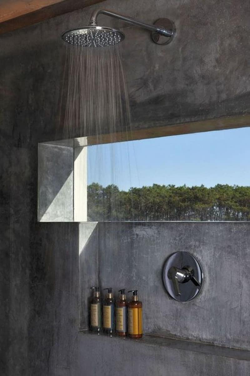 concrete bathroom-designrulz (4)