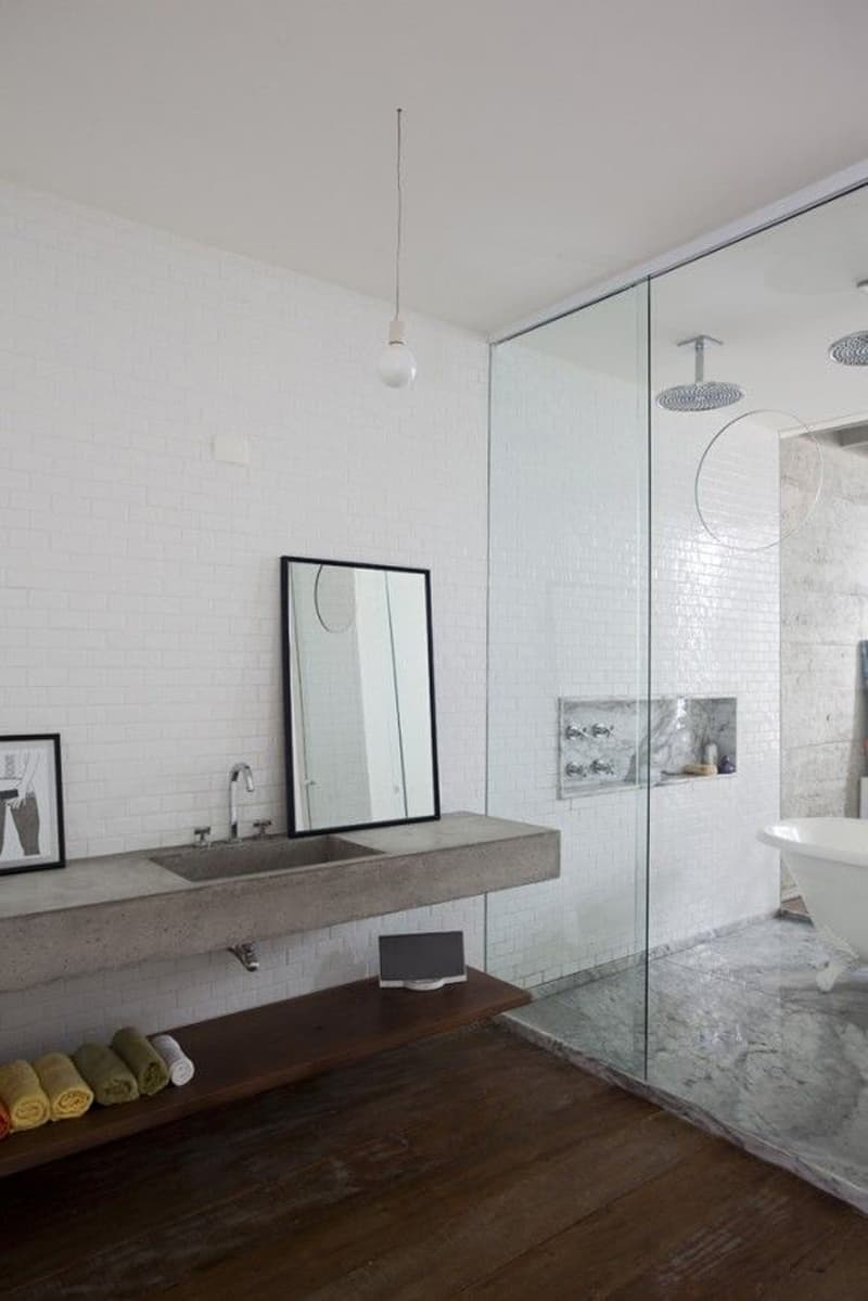 concrete bathroom-designrulz (6)
