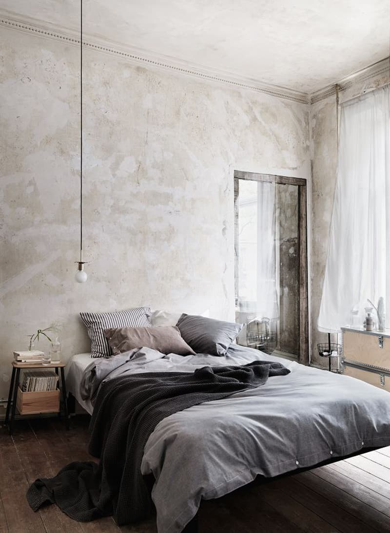 concrete bedroom-designrulz (13)