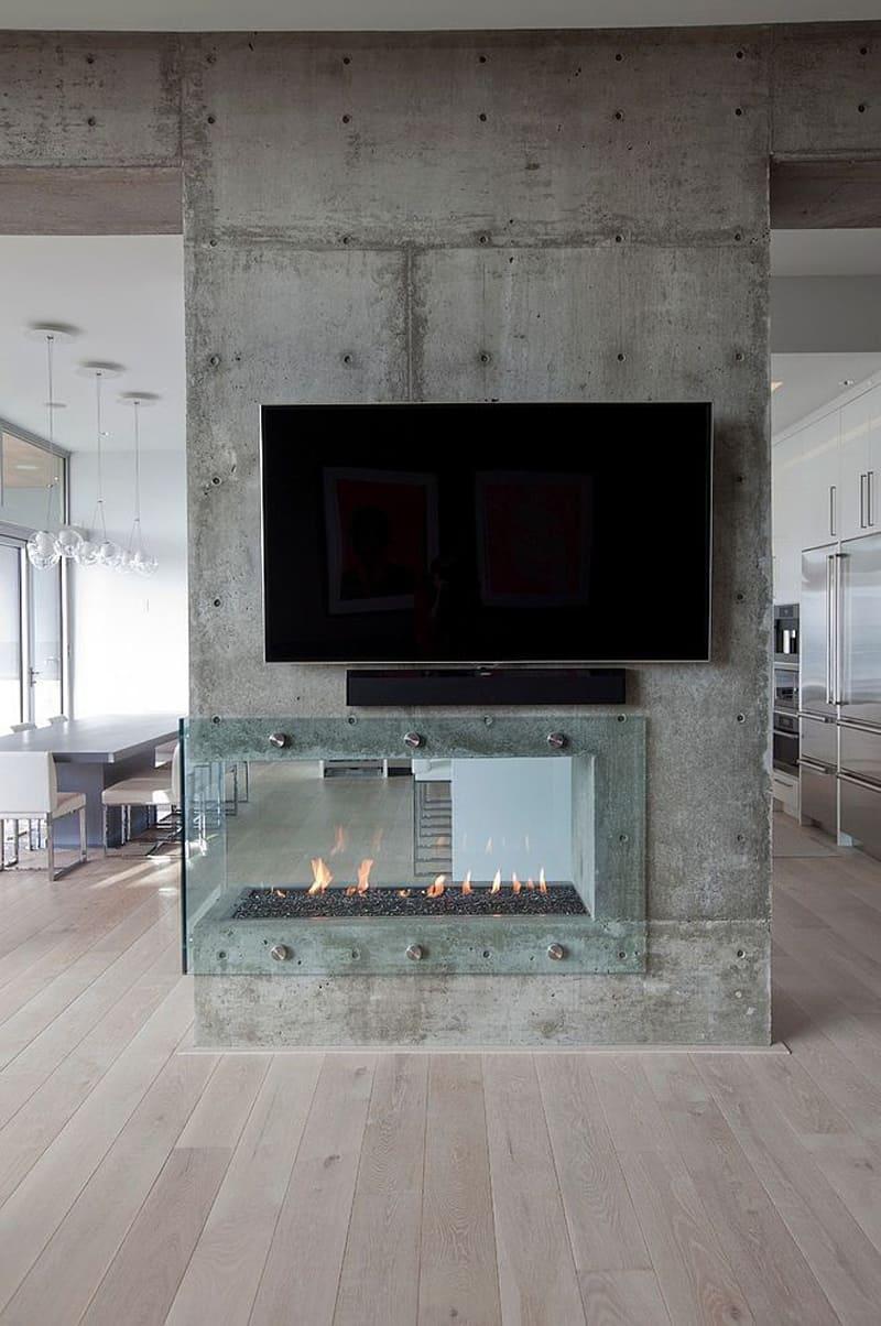 concrete bedroom-designrulz (14)