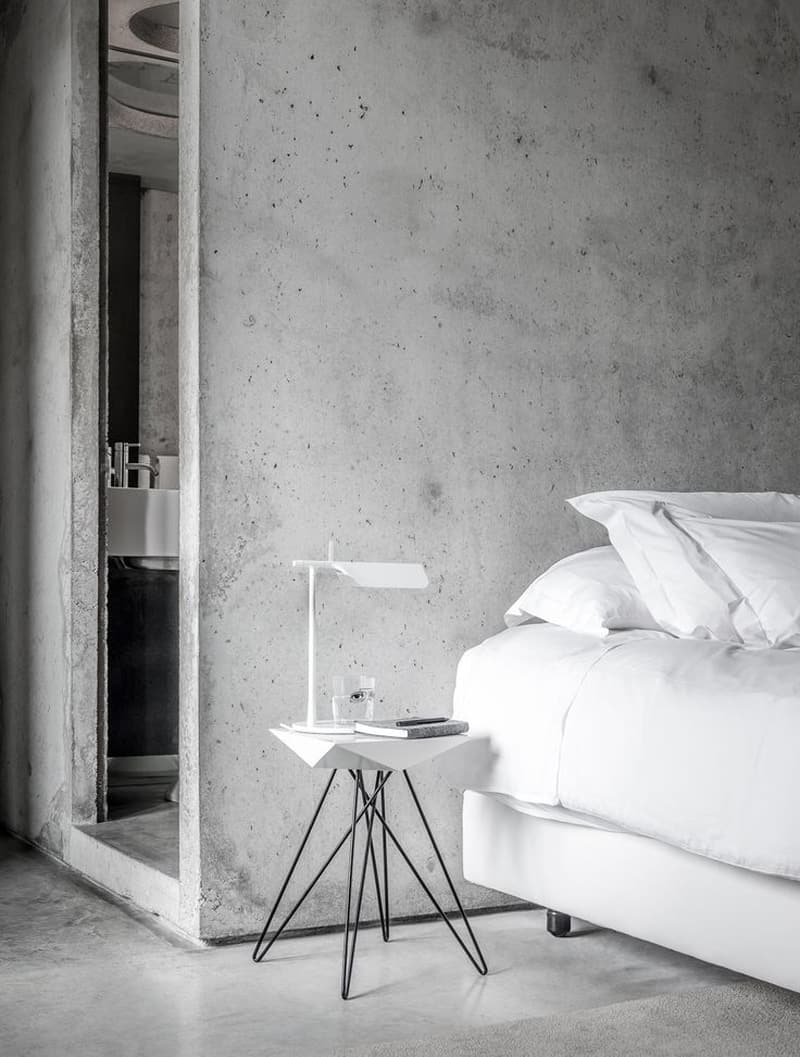 concrete bedroom-designrulz (4)