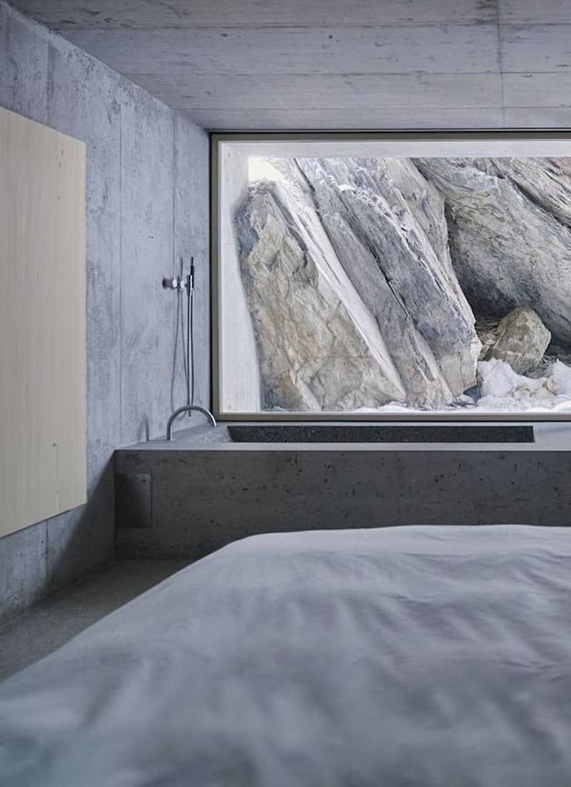 concrete bedroom-designrulz (9)