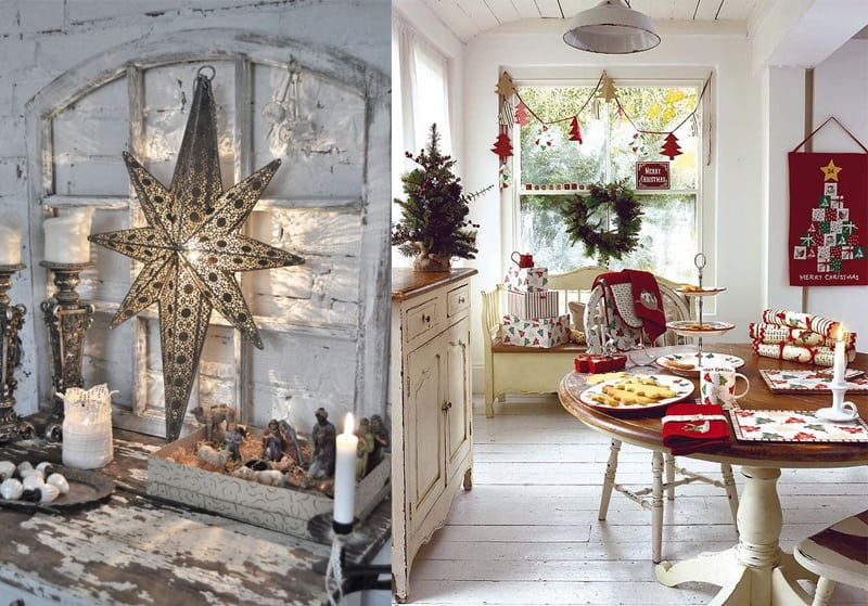 15 Inspiring Design Ideas: 50 Inspiring Scandinavian Christmas Decorating Ideas