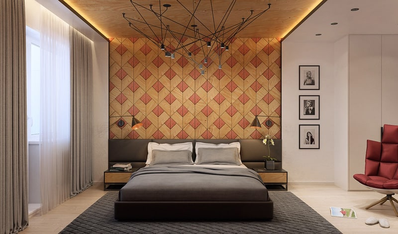 Wall Texture Designs For Your Living Room Or Bedroom