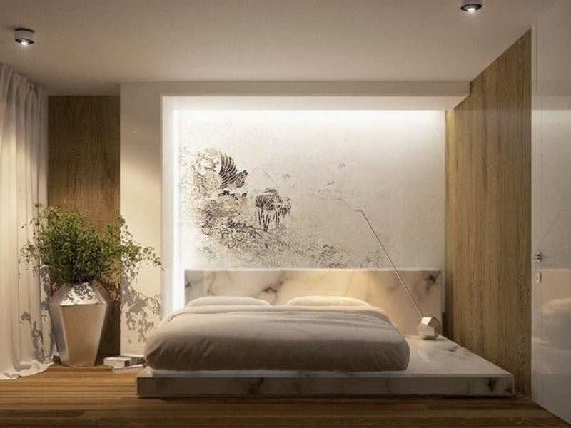Platform Bed Ideas For Small Rooms