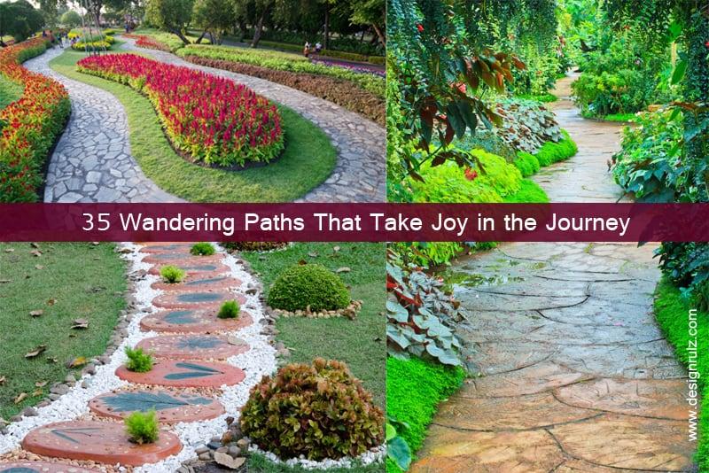 Designrulz Garden Paths Cover