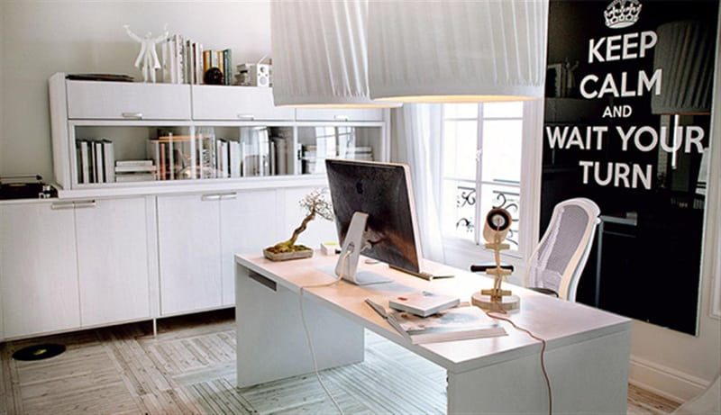 Stylish offices smart workspaces and office decor ideas for Trendy office design