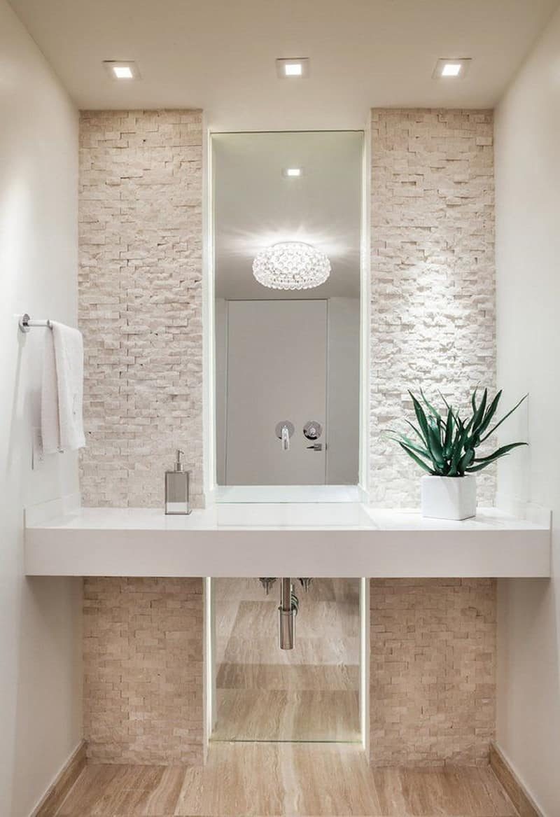 How to light your bathroom right led light bathroom designrulz 26 aloadofball