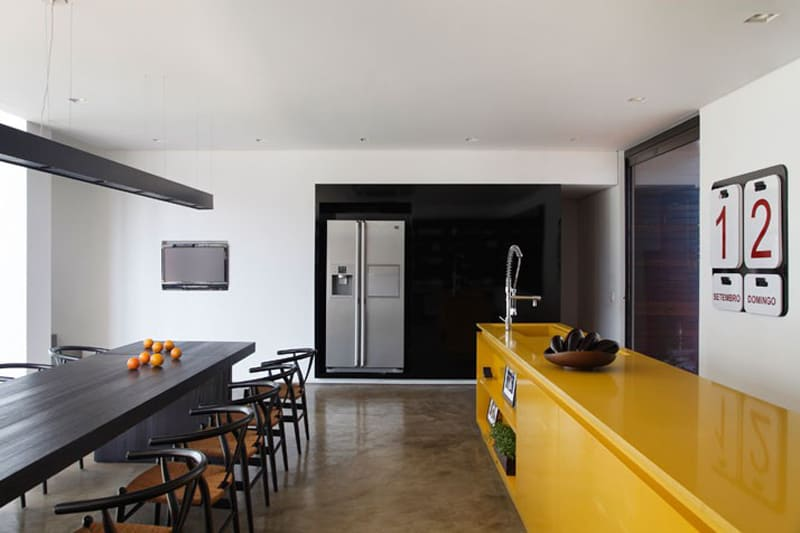 yellow kitchen -designrulz (11)
