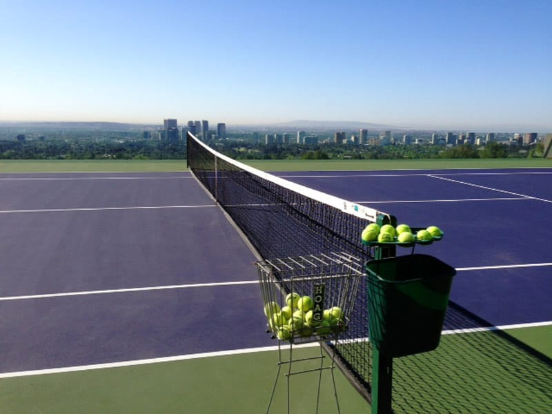 5 Spectacular Tennis Courts Around the World DesignRulz.com
