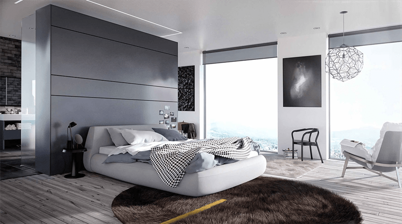 Beautiful Bedrooms-designrulz (13)