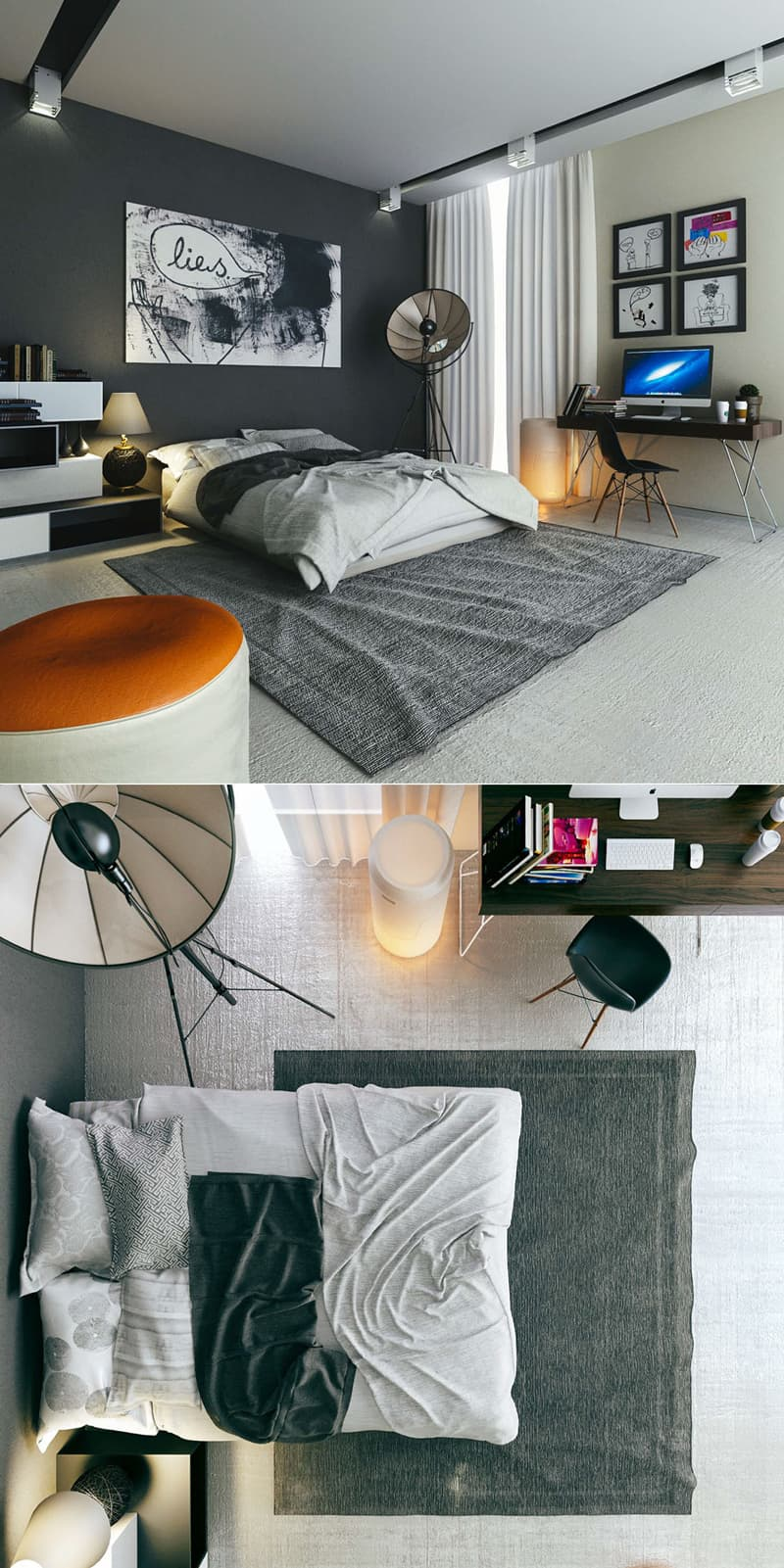 Beautiful Bedrooms-designrulz (7)