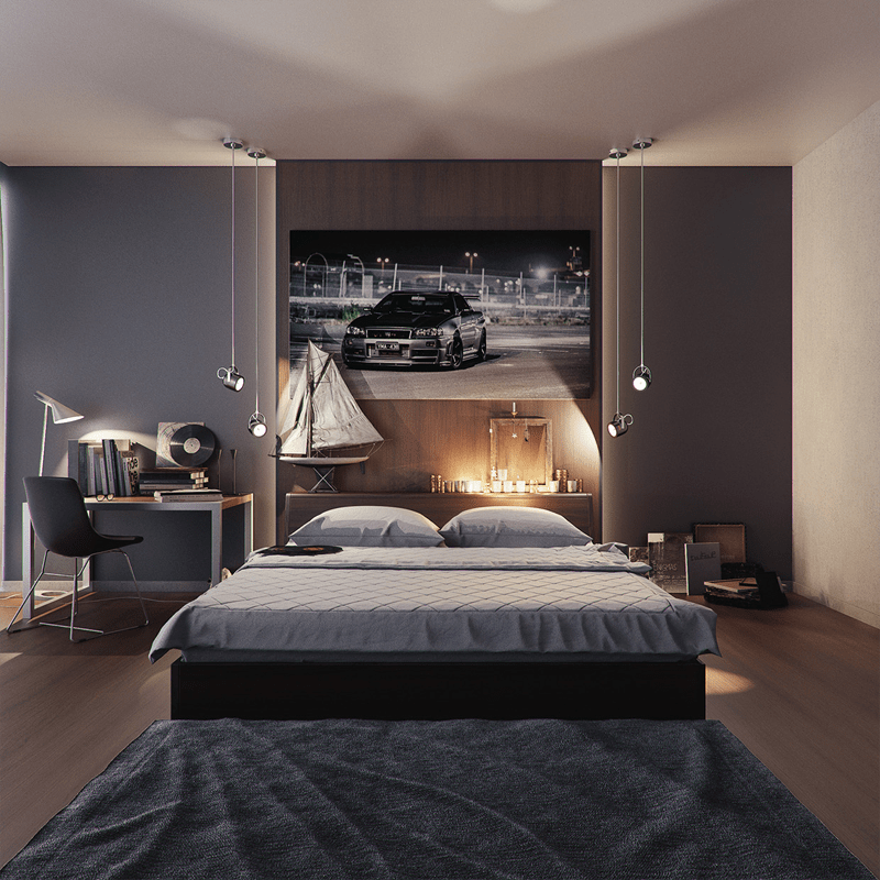 Beautiful Bedrooms-designrulz (8)