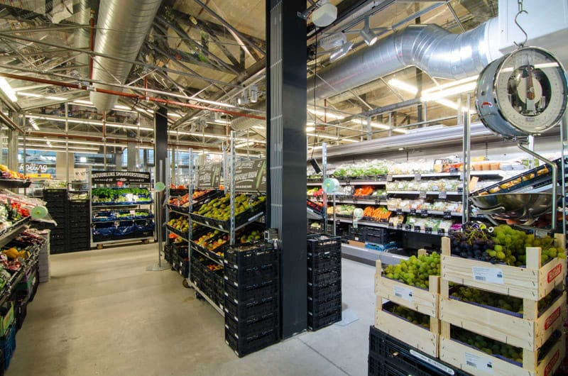 New Supermarket Concept Store In Amstedam