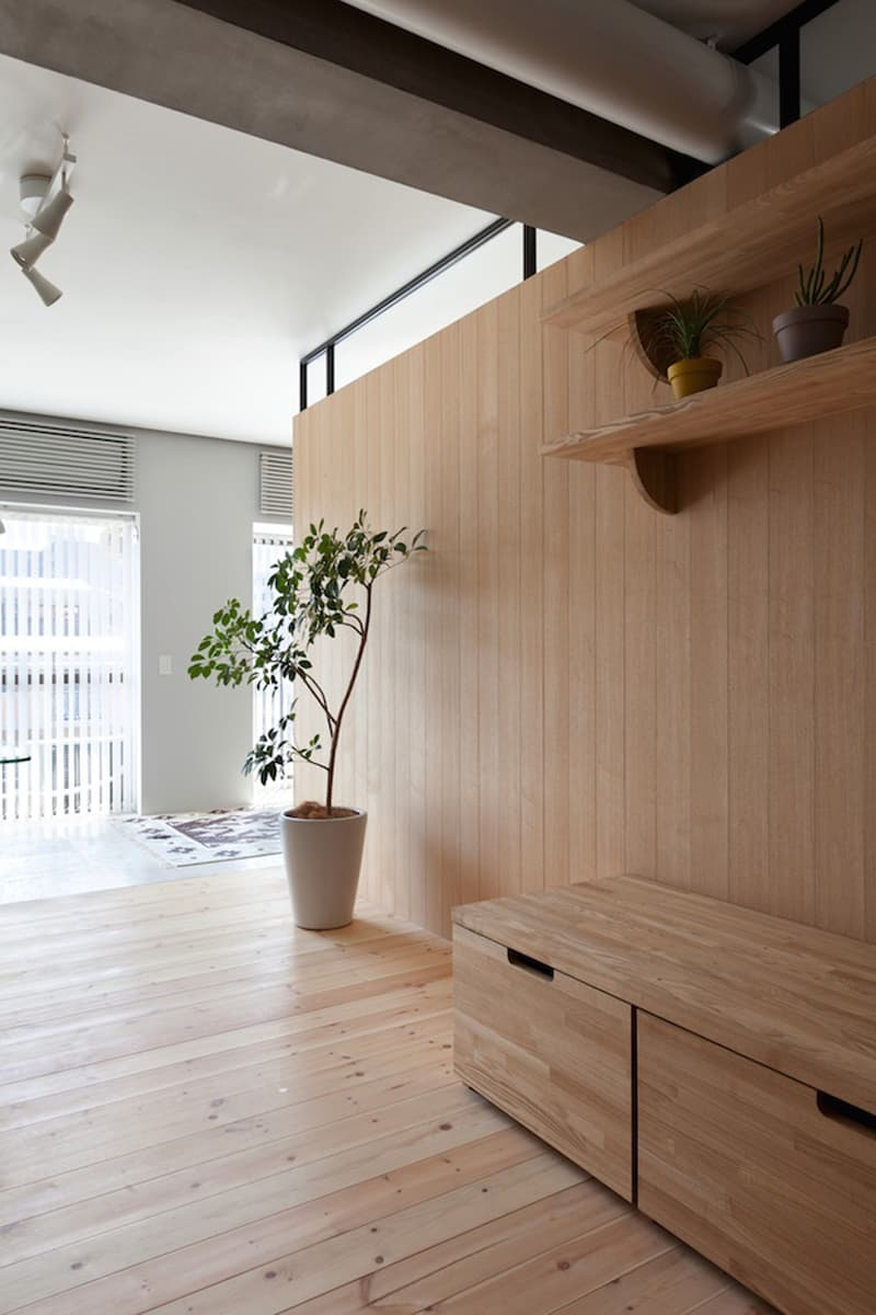 Japanese Minimalist: Two Apartments In Modern Minimalist Japanese Style