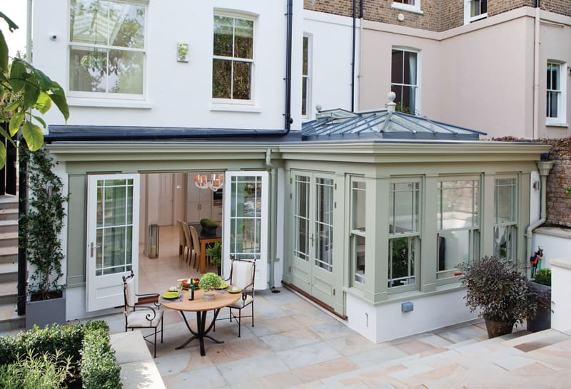 35 orangeries ideas or how to choose the ideal garden room for Best garden rooms uk