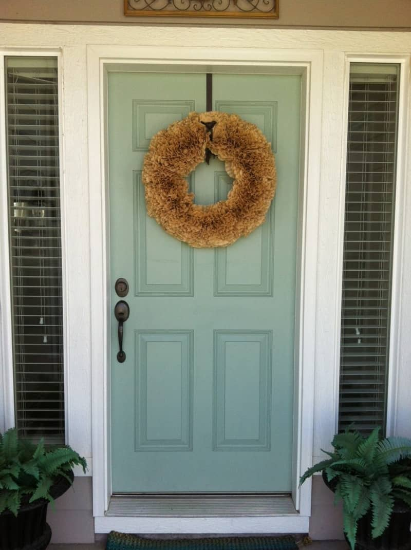 Front Door Outside Decor