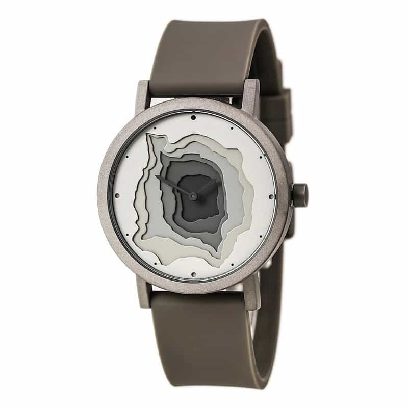 Terra Time Watch by Projects Watches