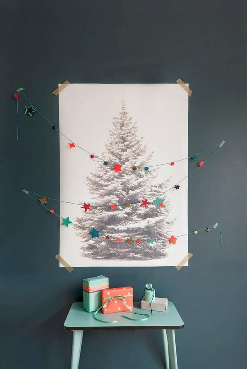 Unconventional Christmas Tree Ideas-designrulz (10)