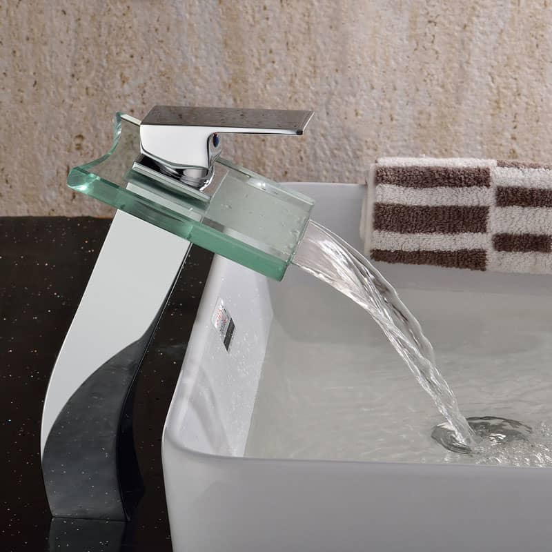Waterfall Bathroom Sink Faucet-designrulz (1)