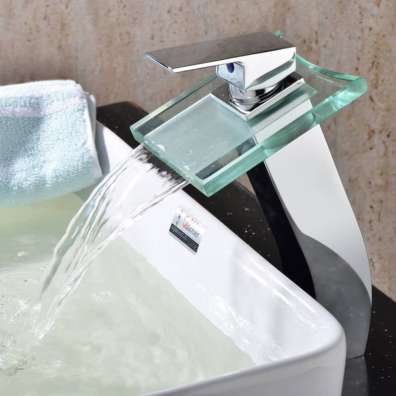Waterfall Bathroom Sink Faucet-designrulz (2)