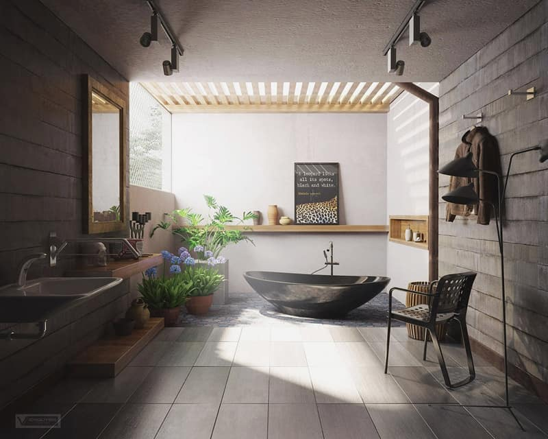 beautiful bathroom design-designrulz (18)