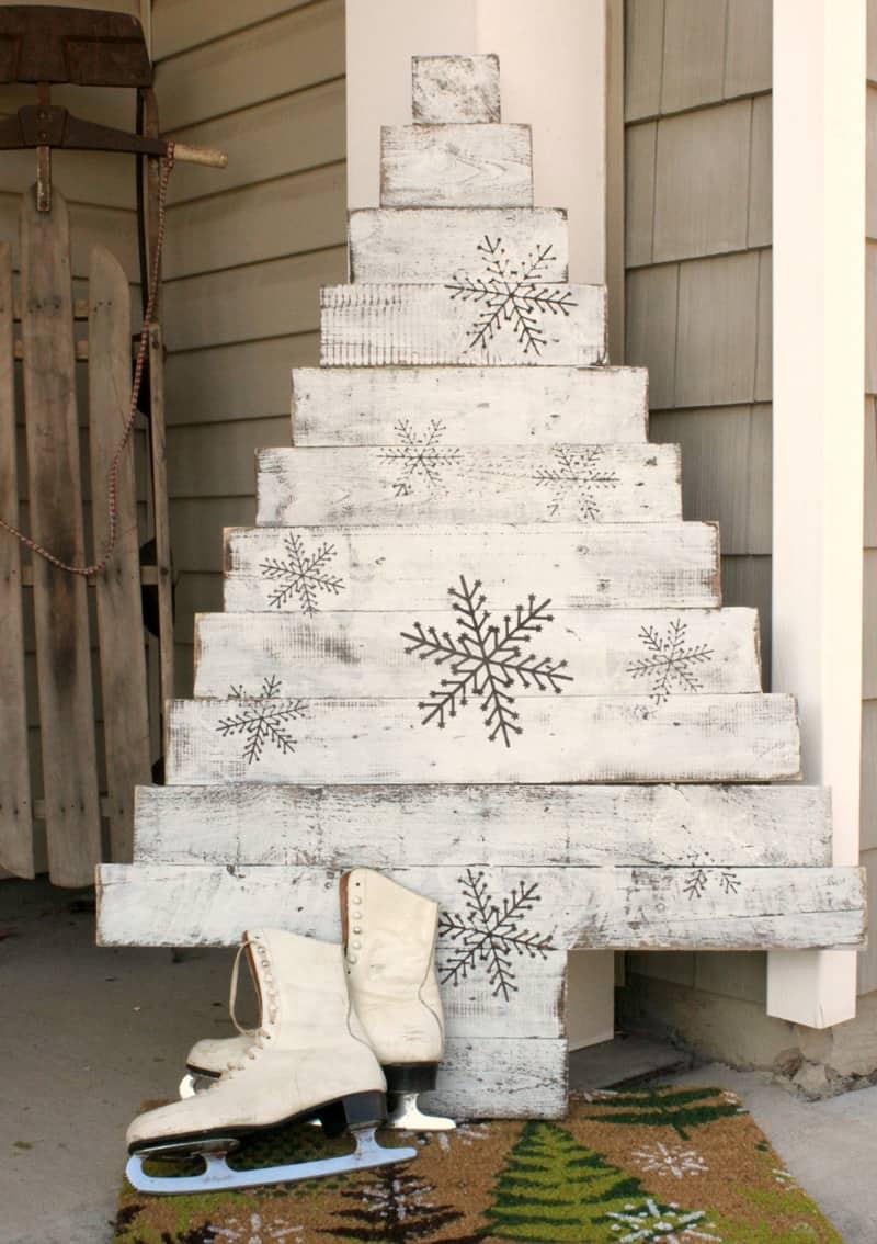 christmas decorations using pallets-designrulz (6)