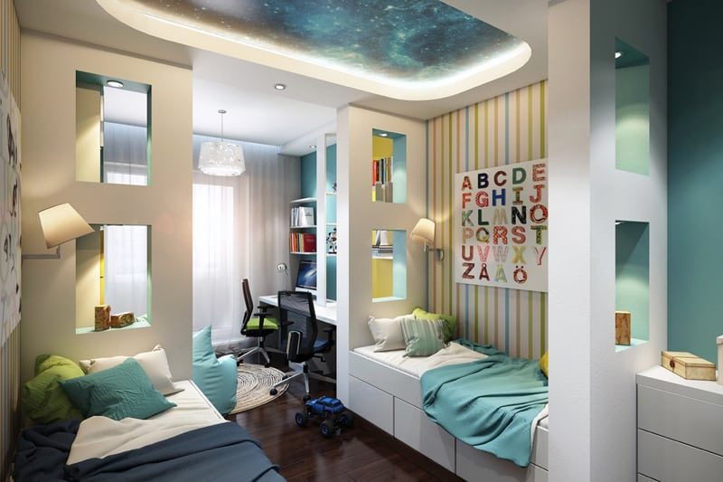 Modern Bedroom Ideas For Kids 20