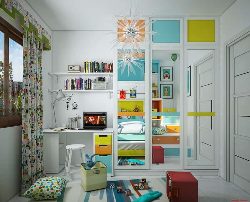 designrulz-Colorful Bedroom Ideas for Kids (15)