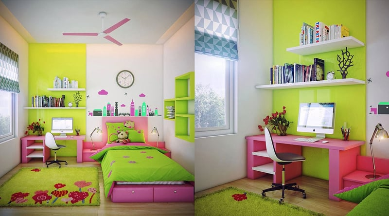 designrulz-Colorful Bedroom Ideas for Kids (23)