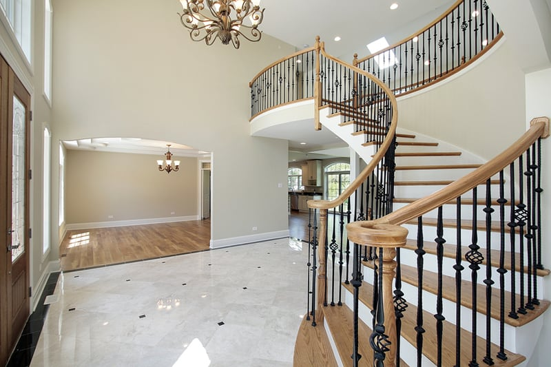Foyer Grand Large Lorient : Luxurious grand foyers for your elegant home