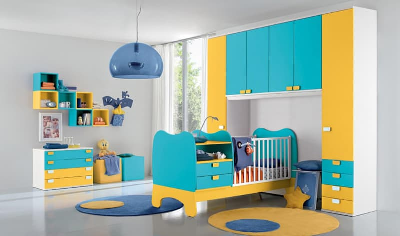 35 colorful and modern kid s bedroom design ideas 12594 | kid