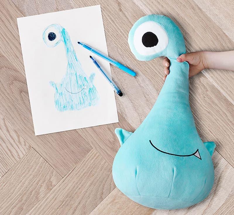 Meet Sagoskatt Series Ikea Turned Children S Drawings