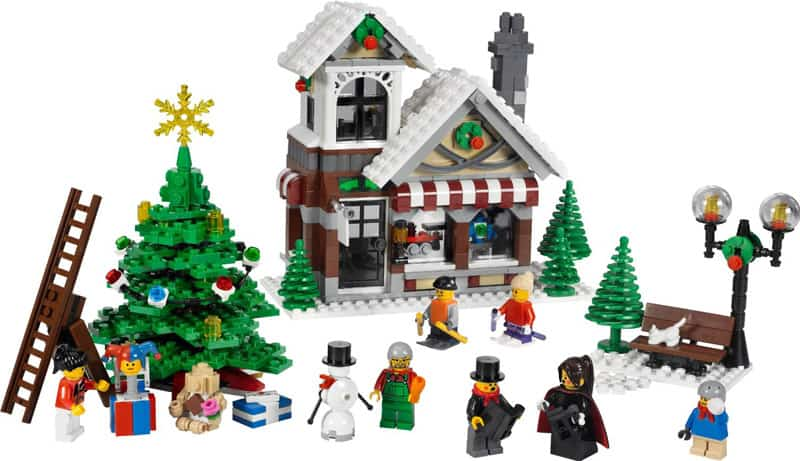 Make Your Own LEGO Christmas Ornaments And Impress