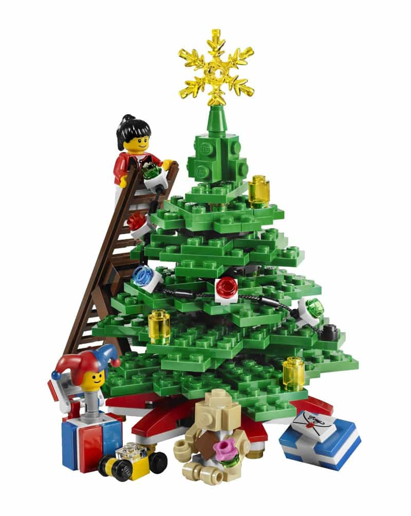 Make your own lego christmas ornaments and impress your for Decoration lego