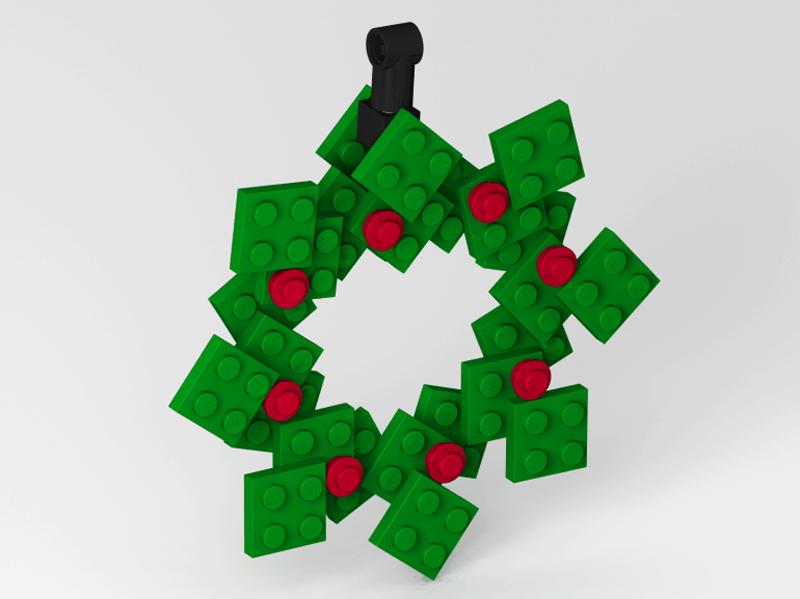 lego christmas decoration (4)