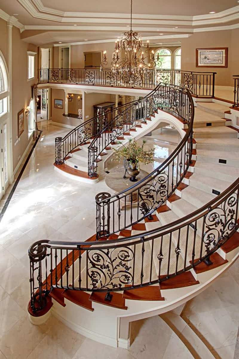 Elegant Foyers Pictures : Luxurious grand foyers for your elegant home