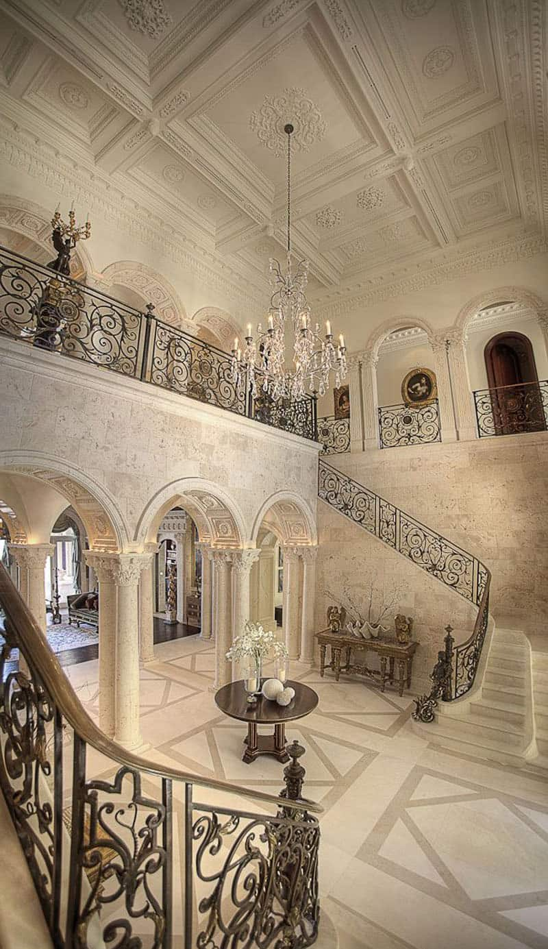 Luxury Home Foyers Gallery : Luxurious grand foyers for your elegant home