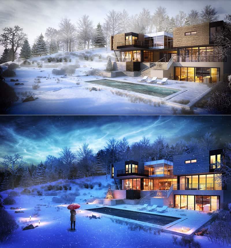 modern-winter-house