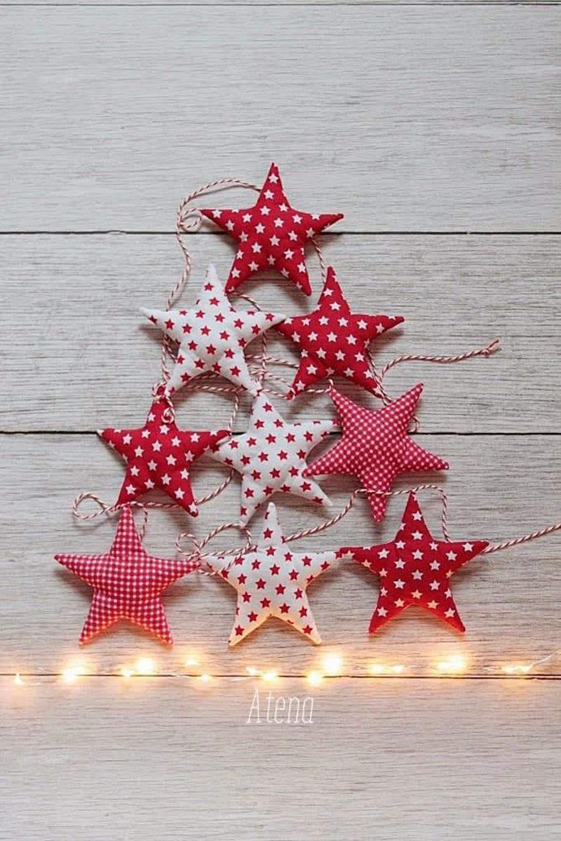 Buy star light curtain and decorations for christmas time