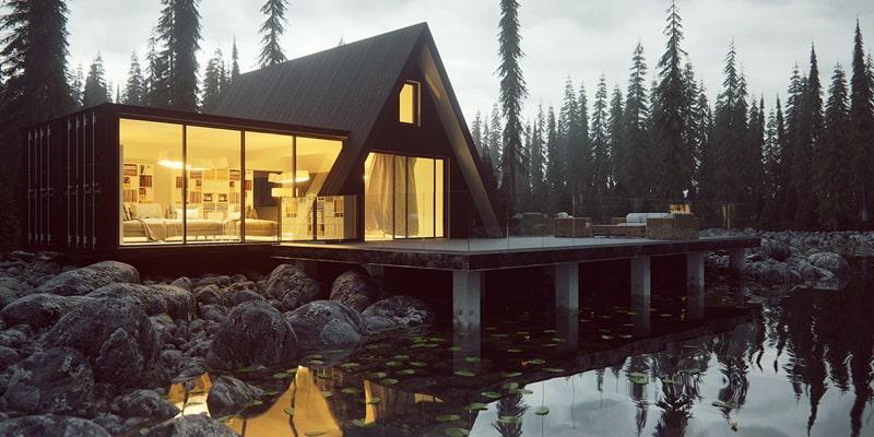 Modern Cottage Designs Uk