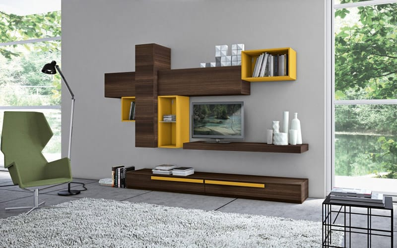 30 Modern Living Room Wall Units Ideas That Everyone Should Pursue