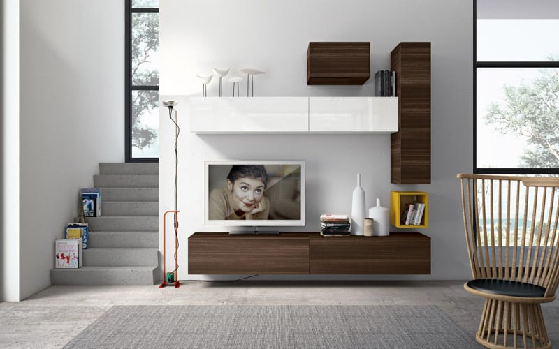 30 Modern Living Room Wall Units Ideas That Everyone Should Pursue!