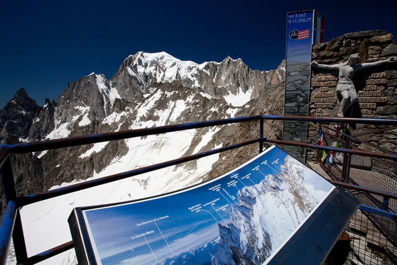 Skyway Monte Bianco By Paolo Castelli S P A