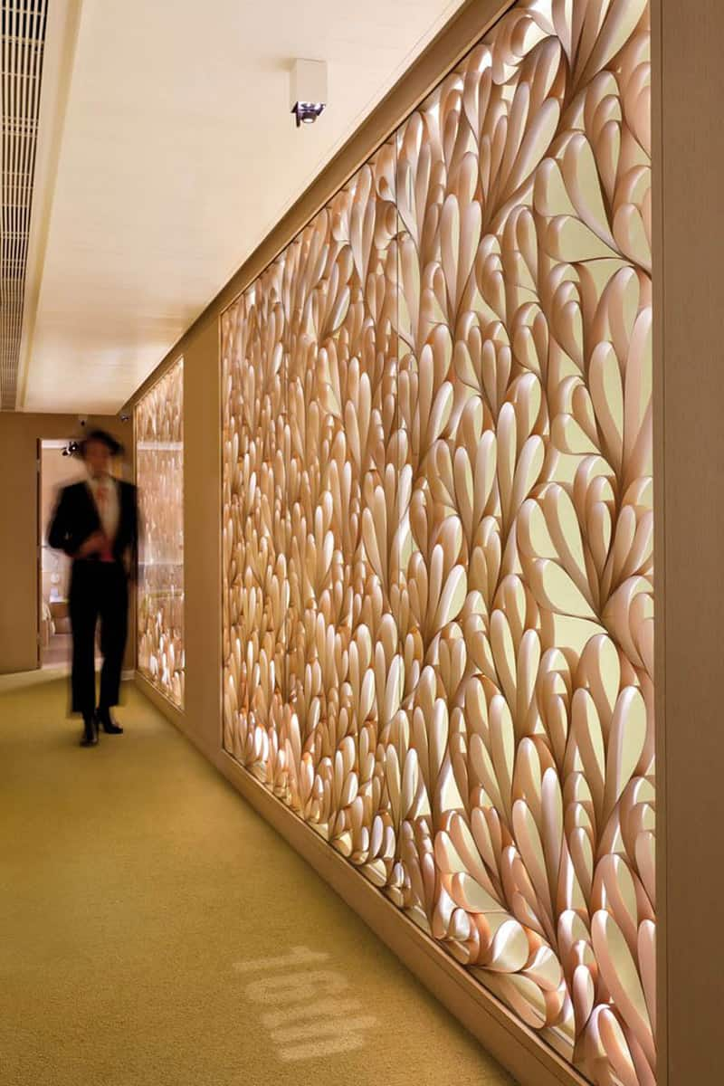 20 long corridor design ideas perfect for hotels and for Meuble commercial